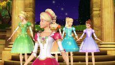 12 dancing princesses - barbie-movies Photo