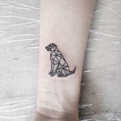 Labrador Citas a pablo@soyfelizstudio.com #tattoo #tattoos #tatuaje…