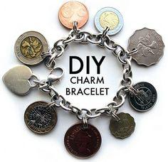 DIY Charm Bracelet DIY Charm Bracelet