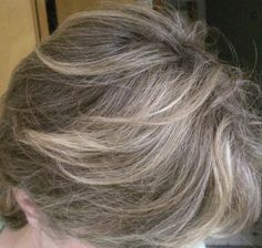 highlight grey hair - Google Search