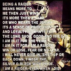 #ShareIG #Raidersnation