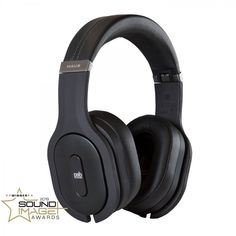 Intended as a step-up from the well-received 2 noise cancelling headphones, PSB's new 8 shows us how designer Paul Barton takes a good. Wireless Noise Cancelling Headphones, Audiophile, Listening To Music, Headset, Speakers, Headphone Review, Australia, Side View, Cheers