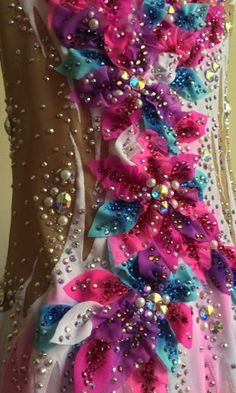 Magic Leotards. Leotards for rhythmic gymnastics, artistic gymnastics, ice-skating...