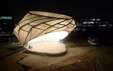 Best Tensile Fabric Shade Structure - BAIT AL NOKHADA: Best Tensile Fabric Shade Structure - BAIT AL NOKHADA TENTS