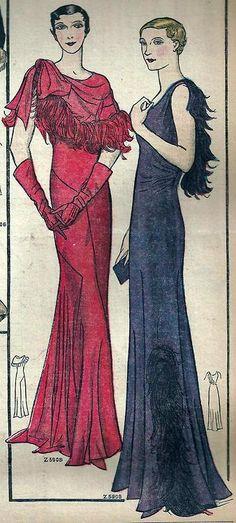 Le Petit Écho de la Mode - 27 novembre 1932