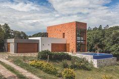 Inspiração Veredas Arquitetura - #veredasarquitetura #house   Galeria de Residência T&T / Q_arts Arquitetura - 1