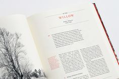 The New Sylva on Editorial Design Served