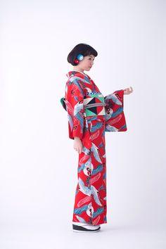 - モダンな着物と帯なら、モダンアンテナ。オリジナル着物や帯の通販サイト。