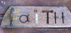 43 Trendy Wood Crafts For The Home Rustic Signs Letters Rustic Signs, Wooden Signs, Pallet Art, Pallet Wood, Pallet Ideas, Small Figurines, Upcycled Home Decor, Old Tools, Junk Art