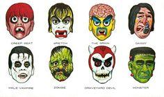 Topstone masks