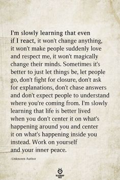 Live A Better life - Live A Better life Motivation - - - Better life Quotes Career - Quotable Quotes, Wisdom Quotes, True Quotes, Great Quotes, Words Quotes, Quotes To Live By, Motivational Quotes, Inspirational Quotes, Quotes On Inner Peace