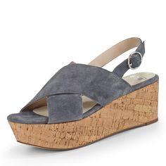 SPM Casma Cork Sandalette
