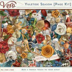 Digital Art :: Yuletide Season [Page kit]