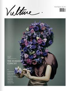sadako's unfashionable fashion diary: Sadako in Vulture.