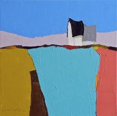 "Daily+Paintworks+-+""Color+Field""+-+Original+Fine+Art+for+Sale+-+©+Donna+Walker"
