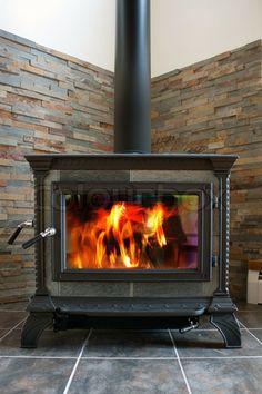 Lopi Stoves Berkshire Cast Iron Gas Stove.JPG | Basement | Pinterest | Stove,  Fireplaces And Gas Stove