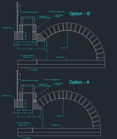 Any flaws in my dome and arch design? - Forno Bravo Forum: The Wood-Fired Oven Community