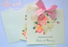 eskaart - Ślubnie i okolicznościowo...  wedding invitation, zaproszenia ślubne, ślub