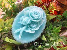 カービング教室   Carving GREEN  野菜・フルーツ・ ソープカービング 横浜 東京
