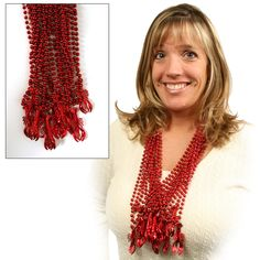 Crawfish/Lobster Beads (12 count)                                                                                                                                                     More