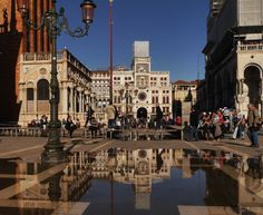 More reflections in Venice
