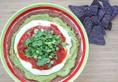 """I could eat my weight in this amazing """"5 Layer Dip"""""""