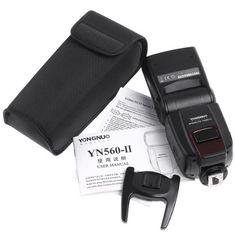 Yongnuo YN-560 II YN560II Flash Speedlite Speedlight w: Amazon.co.uk: Electronics