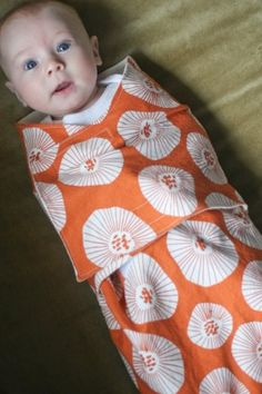 swaddle wrap tutorial