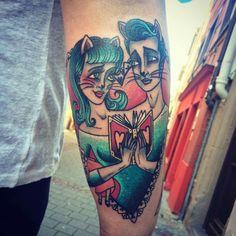 Sour & sweet tattoo