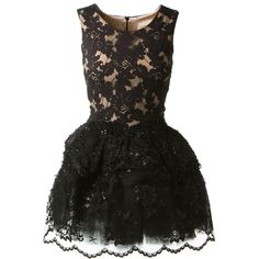 Loyd/Ford Black Lace Dress Embroidered With Beads And Sequins ($1,720) ❤ liked on Polyvore featuring dresses, vestidos, short dresses, beaded cocktail dress, lace dress, sequin mini dress, short sequin dress and sequin cocktail dresses