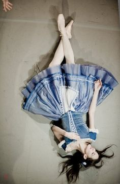 giselle - but would make a lovely Alice dress