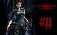 Blacknil Plays: Resident Evil Revelations #11