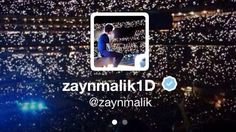Zayn's new twitter header and icon!