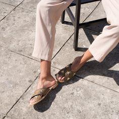 Walking Away: Calçado de verão! #Walking #Away: #Calçado de #verão / #SANDÁLIAS #FLIES #parfois