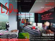 #LSDmag #december2015 #report #inspiration #design #diy #christmas #interview #architecture #shopping