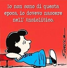 Avoid 3 Negative Approaches to Learning Italian Italian Humor, Italian Quotes, Charlie Brown Quotes, Lucy Van Pelt, Foto Fun, Learning Italian, Vignettes, Quotations, My Books