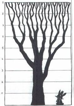 Fibonacci Tree by lizzie