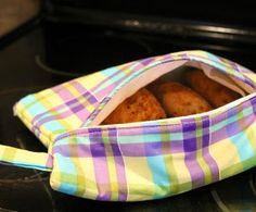 Hot Potato Pouch   AllFreeSewing.com