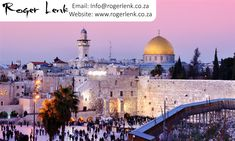 Photo about Skyline of the Old City at he Western Wall and Temple Mount in Jerusalem, Israel. Image of kotel, city, ancient - 32934125 Israel Tierra Santa, Best Places To Travel, Places To Go, Voyage Israel, Architecture Bauhaus, Heiliges Land, Old City Jerusalem, Jerusalem Travel, Terra Santa