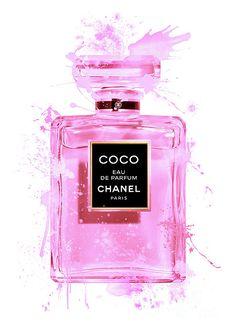 COCO Eau de Parfum Chanel Perfume - 35 by Prar Kulasekara