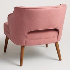 Best Blush Pink Accent Chairs And Upholstery On Pinterest 400 x 300