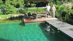 Ein Schwimmteich entsteht. Die Planung und Bauphase werden ausführlich von Dipl.-Ing. Johannes Windt erläutert. Doku über Teichtechnik, Aushub, Erdarbeiten, ...