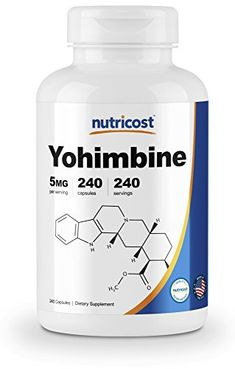 New Nutricost Yohimbine HCl 240 Caps - Gluten Free, Non-GMO Beauty. offers on top store Alternative Treatments, Natural Remedies, Herbalism, How To Find Out, The Cure, Lose Weight, Health, Gluten Free, Live Casino
