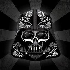 Star Wars a la mexicana y al son del día de muertos