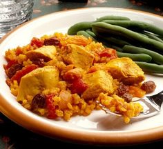 Baked Curried Chicken and Rice Recipe | Food Recipes - Yahoo! Shine