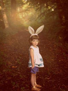 velveteen rabbit in the deep dark woods..  kenzo kids
