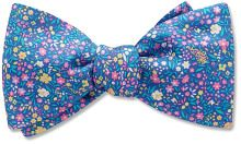 Floral - bow tie
