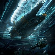 Spaceships Galore!
