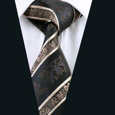 DN-798  Men s 100% Jacquard Woven Silk Ties Necktie Free P&P! Clearance Sale!