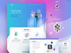 DSPOT - WEB DESIGN 2.0